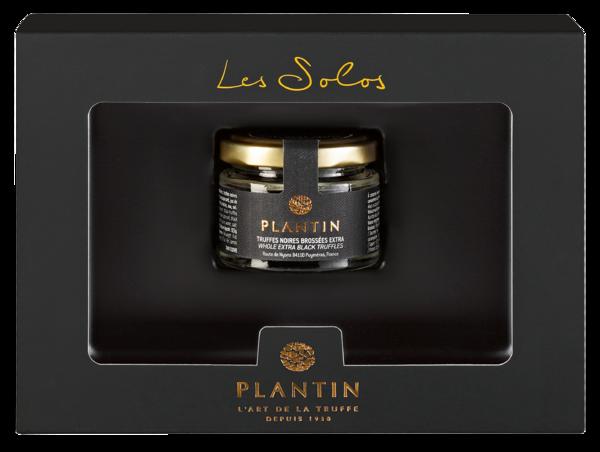 """Whole black truffles EXTRA"" gift box"