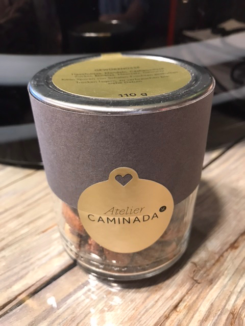 Atelier Caminada Spiced Nuts