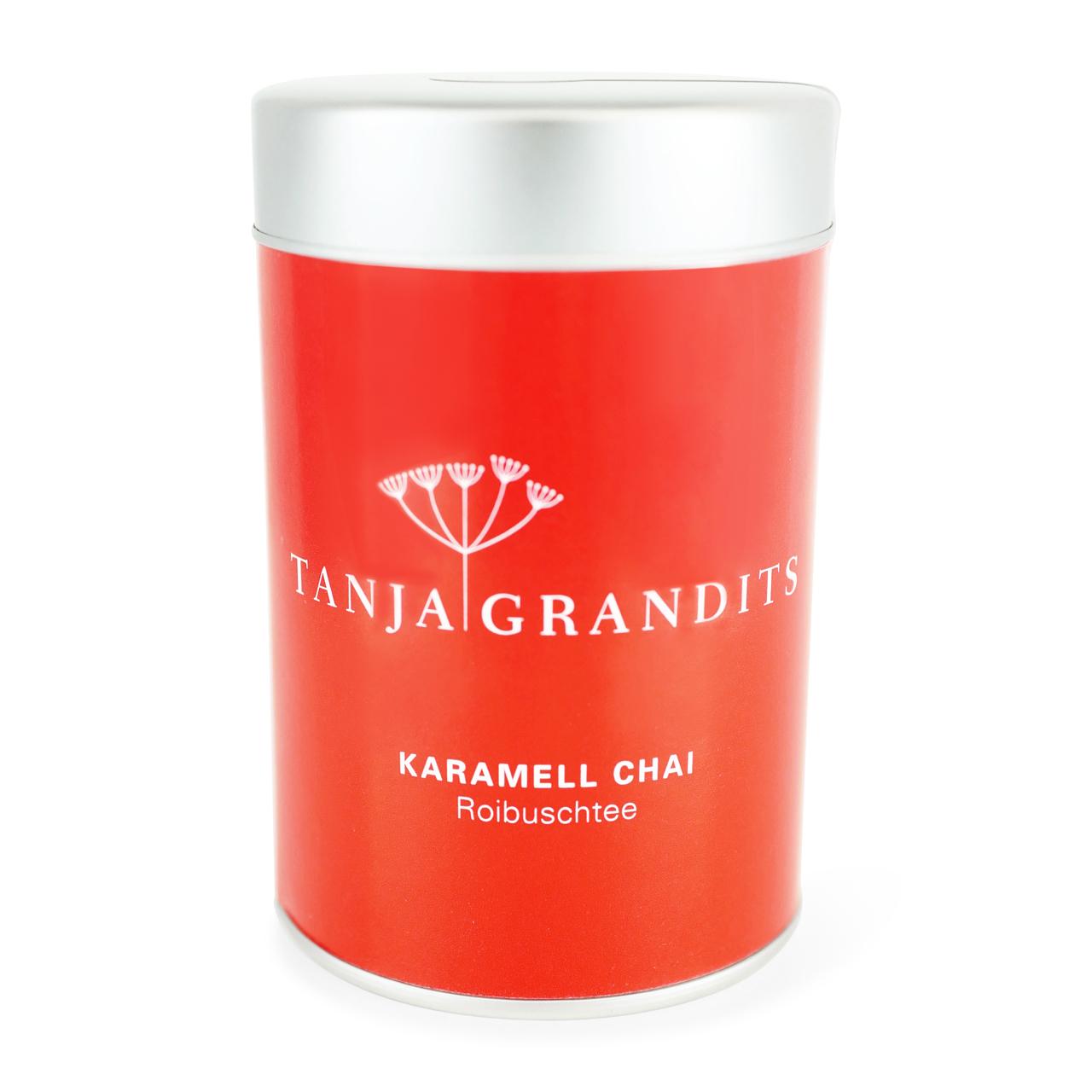 Tanja Grandits Toffee Chai Roibusch Tea