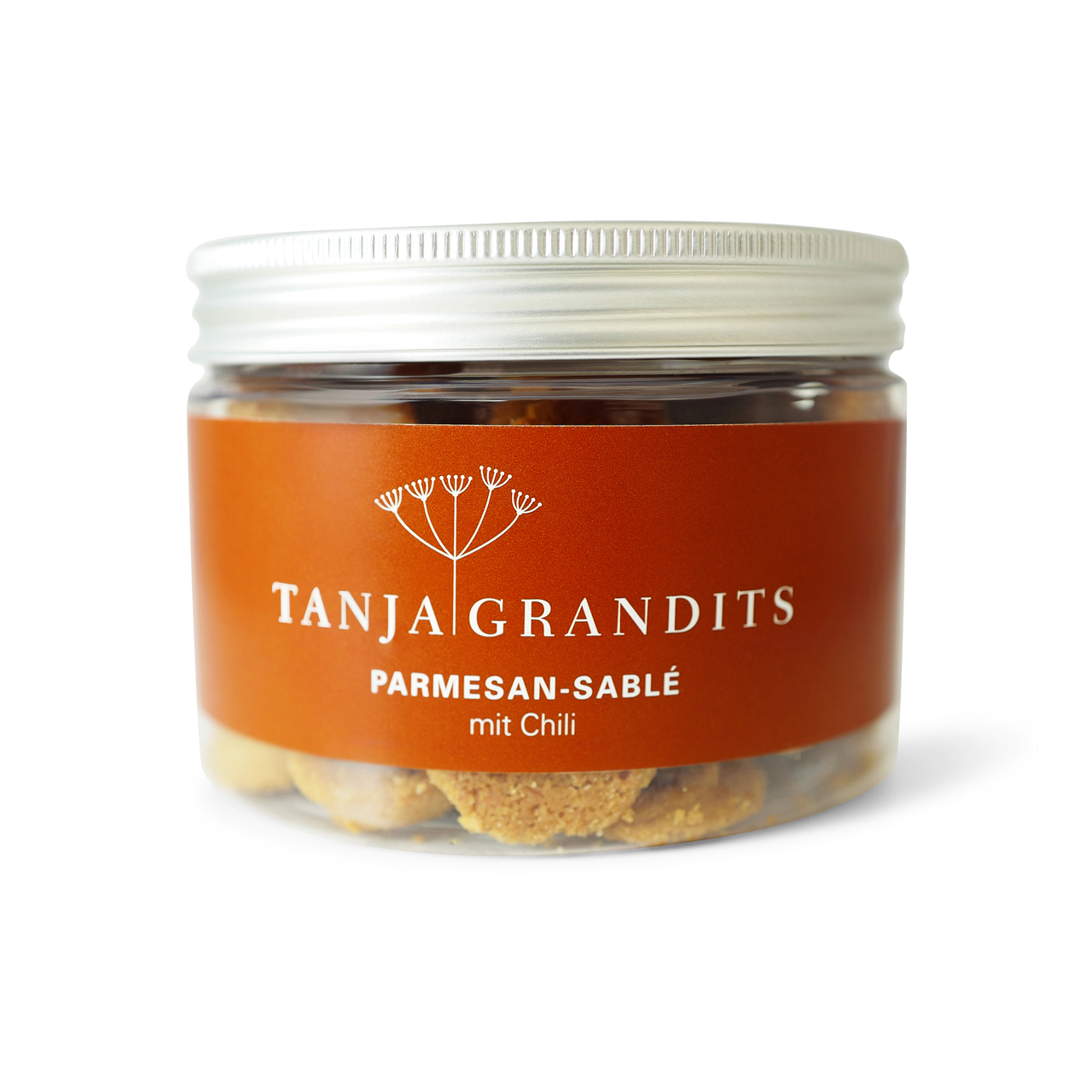 Tanja Grandits: Parmesan Sablé mit Chili
